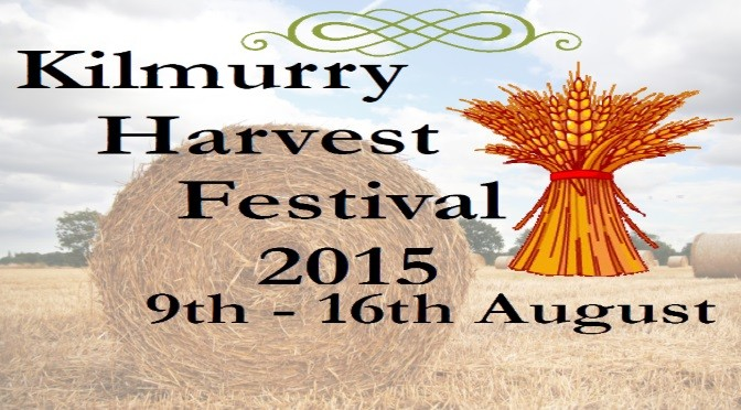 Festival definitely getting close.. The 2015 Harvest Festival Brochure is out.