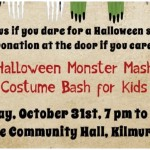 Kids Halloween Party in Aid Of Temple Street Hospital.