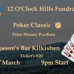 12 O'Clock Hills goes all Las Vegas to raise funds…