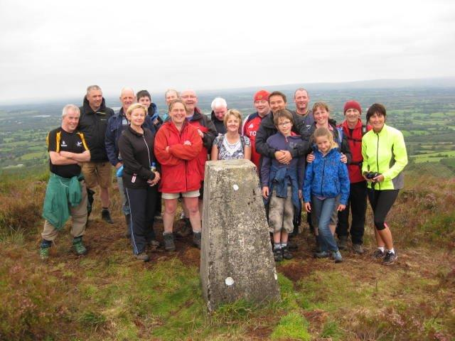 Some photographs from Saturdays 12 O'Clock Hills Walk