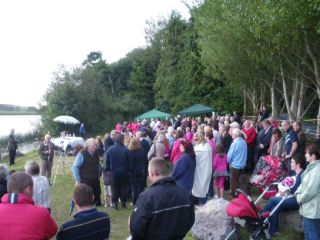 Teereen Loch – Area Gathering 2010