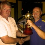 Similebridge win Inaugural Parish Ryder Cup by 1 Point.