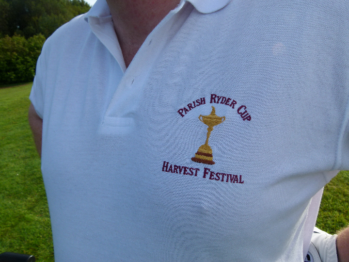 Parish Ryder Cup 2011