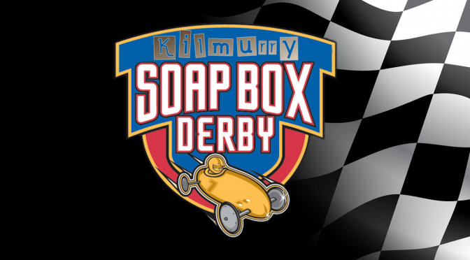 THERE'S a little more than a month to go before the 2012 Soap Box……