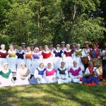 De Boezeroenen Folk Group and the Harvest Festival 2013.