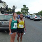 Julio Cesar F Castro and Sinead Jennings take top honours in Kilmurry 10k 2013…