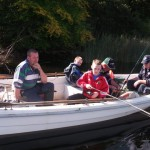 Sixmilebridge Angling Club Annual Easter Monday Competition.
