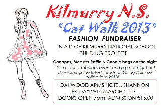 Fashion Show in Aid Of Kilmurry School Extension