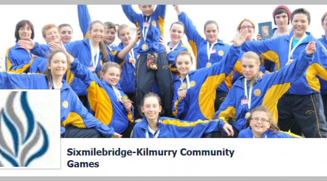 Sixmilebridge-Kilmurry Community Games AGM…