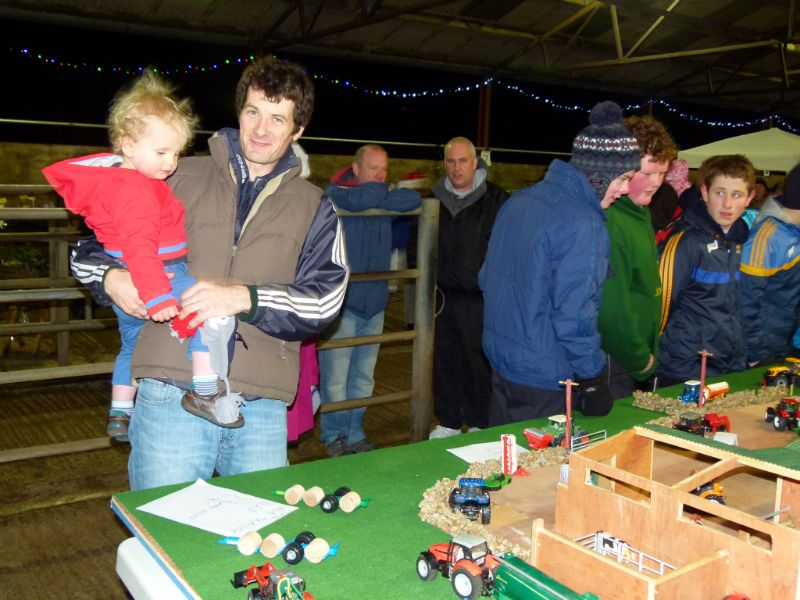 2013 Sixmilebridge Christmas Market at the Mart set for Dec 04th