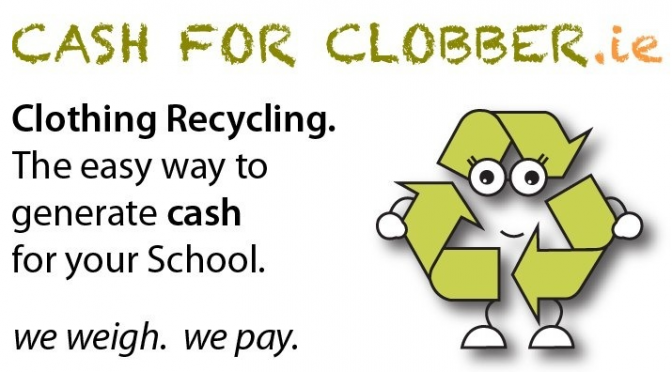 Cash For Clobber for Kilmurry National School