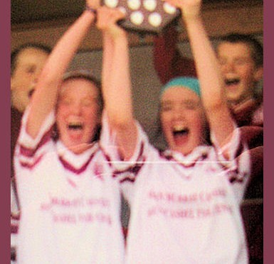 Kilmurry Girls Create History In Cusack Park.