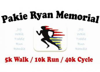 5th Pakie Ryan Challenge takes place on the 15th of March 2014