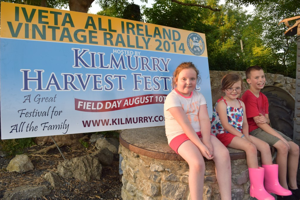 Kilmurry, Sixmilebridge goes Vintage in 2014!   (Clare Champion)