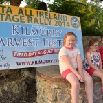 Kilmurry, Sixmilebridge goes Vintage in 2014!  <I> (Clare Champion) </I>
