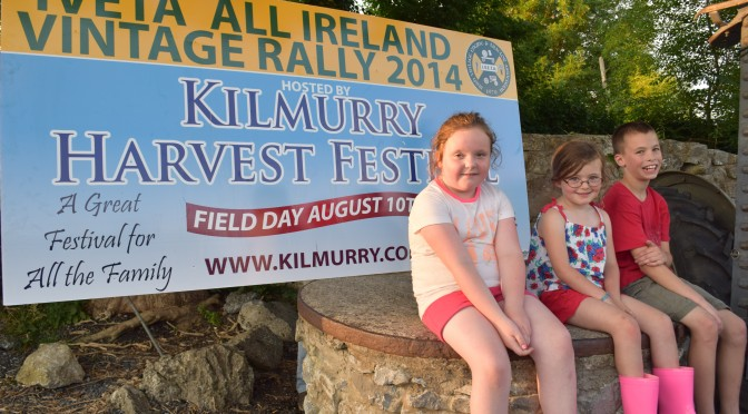 Kilmurry, Sixmilebridge goes Vintage in 2014!  <I> (Clare Champion) </I>