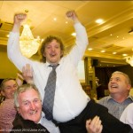 Alan O'Callaghan secures seat on Clare County Council.