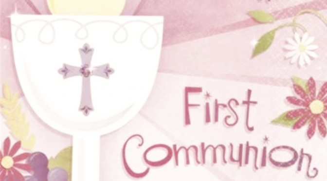 First Holy Communion in Kilmurry