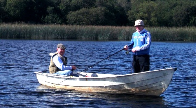 Sixmilebridge Angling Club Annual Pike Competition 2014