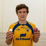 Tiarnan is All Ireland Champ in U14 Handball