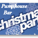 Christmas Party Night in Pumphouse.