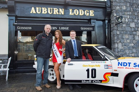 Clare rally fans get ready for Clare stages Clare FM