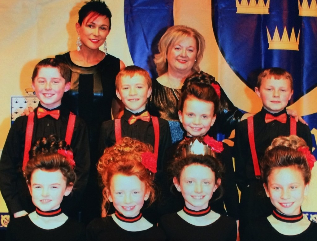 Local Dancers Win Munster 2014.