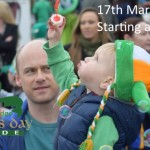 2015 SMB Patricks Day Parade set for 12.30pm on 17th March…