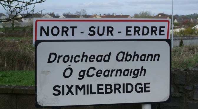 Group from Nort-sur-Erdre visit Sixmilebrige and Kilmurry for Twinning Event….